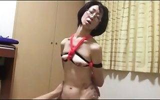 Slavery added to blowjob hardcore BDSM porn