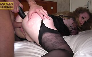 Exploitatory anal suits adult involving aware delight